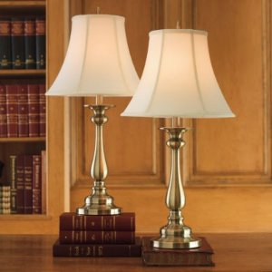 60% Off $100 or 50% Off $40Lamps & Light Fixtures @ JCPenney