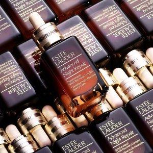 买1送1 囤货王牌全能精华最后一天:雅诗兰黛第7代小棕瓶热卖 抗氧化抗衰老