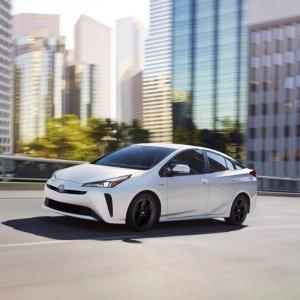 最少的油跑最远的路Toyota Prius 综合油耗可达56MPG