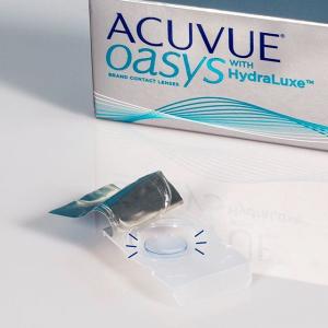 Acuvue30片日抛 €1.8/天强生安视优 30个