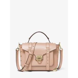 Michael Kors中号粉色包包