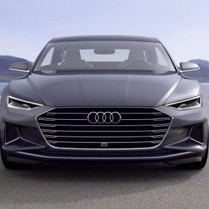 新时代旗舰降临大改款Audi A8今年夏天发表