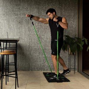 $129.99 拯救小伙伴的纠结癌限今天:BodyBoss 2.0家用便携式健身器套装