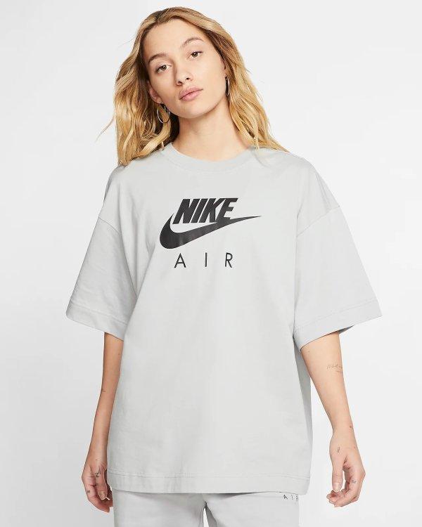 Air logo T恤