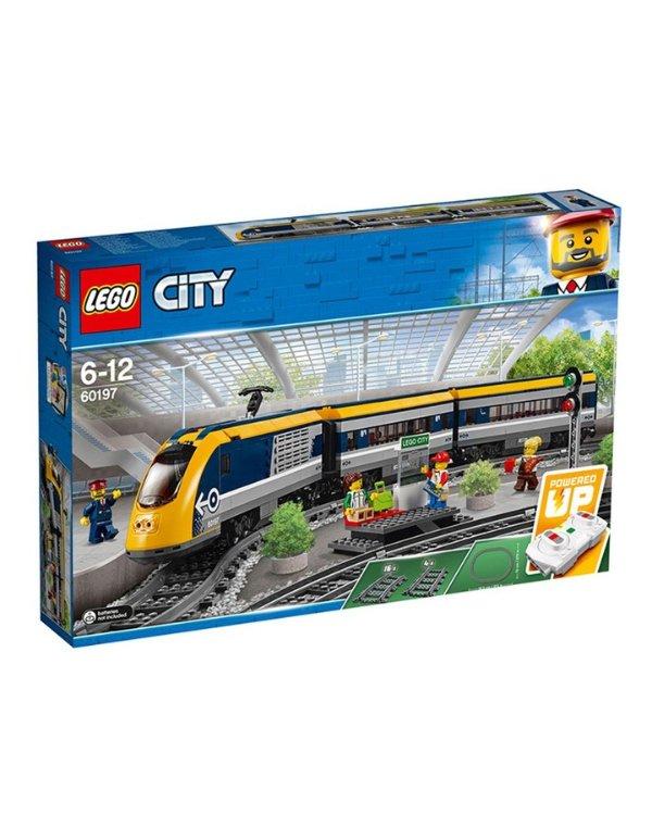 客运火车 60197