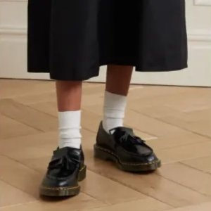 全场85折 目前码全!速收CDG x Dr. Martens 联名这里有 经典乐福鞋、德比鞋好价收