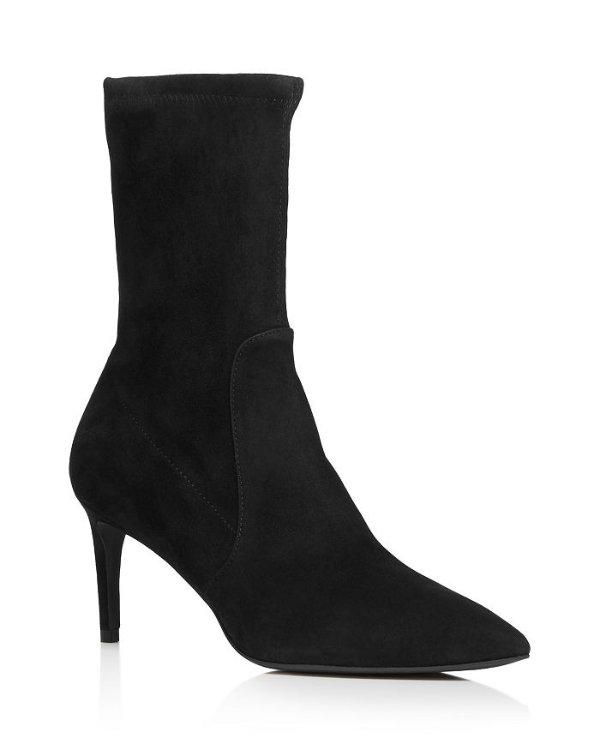 Women's Wren 高跟短靴