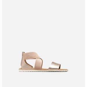 Sorel凉鞋