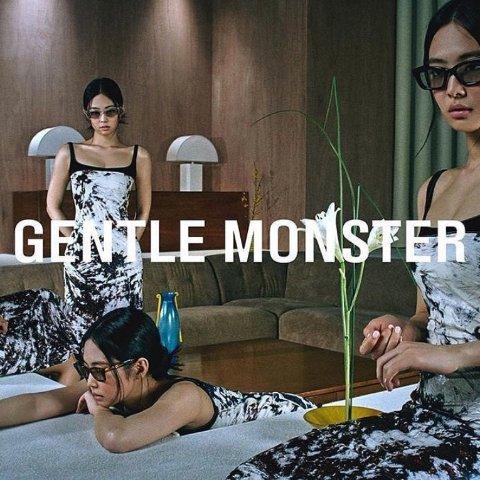 限时9折 新季爆款Rick$308澳洲专享:Gentle Monster 墨镜新低价 杨幂、Jennie等同款