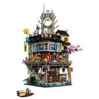 Lego NINJAGO® City 70620(2017年9月1日发布)