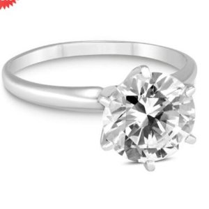 Up to 85% Off + 1 ct Diamond Ring $918Dealmoon Exclusive: Szul Chinese Valentines Day Premium Quality Diamond Sale