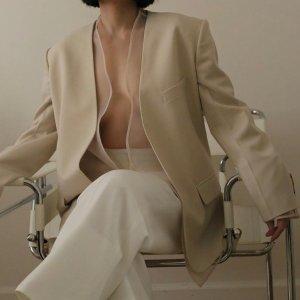 低至2折+叠9折W concept 首尔时装周精选 衬衣、针织、设计感毛衣$91