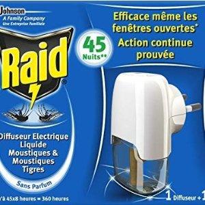 折后仅€3.19 安心睡整晚Raid 雷达电蚊香热促 这个夏天不再被叮咬
