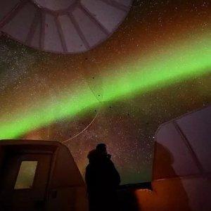 最低8.5折  在星球小屋暖和追光阿拉斯加极光季 一边追光一边疯玩