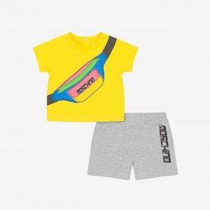 Moschino婴幼儿套装