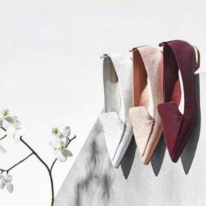 低至5折  收网红珍珠尖头鞋Nicholas Kirkwood 精选美鞋年中热卖