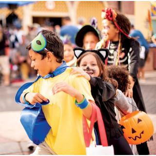 $104.99 9岁以下儿童免票奥兰多 Sea World 海洋世界万圣节限时活动