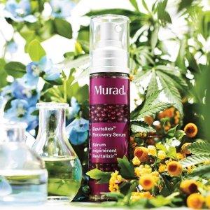 全场7折+免邮Murad Skin Care美容护肤品享优惠 收人气祛痘明星产品
