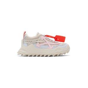 Off-WhiteOdsy-1000 锯齿鞋