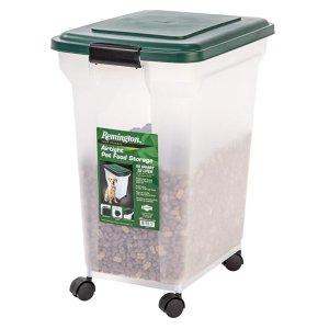IRIS 密封宠物食物收纳箱 42磅