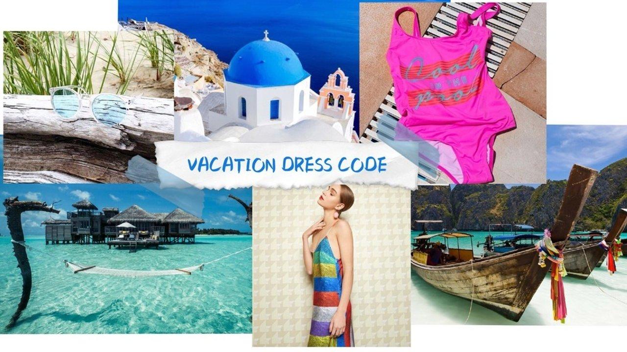 衣服也要因地制宜?三种穿搭帮你搞定全球海岛城市!