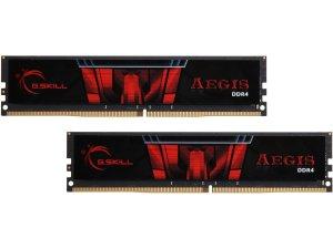 $164.99G.SKILL Aegis 32GB (2 x 16) DDR4 2400 内存