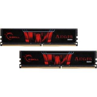 $164.99G.SKILL Aegis 32GB (2 x 16) DDR4 2400 Desktop Memory