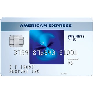 Earn 2X points on everyday business purchasesThe Blue Business® Plus Credit Card from American Express