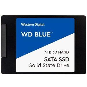 WD Blue 4TB 3D NAND SATA SSD
