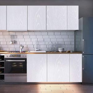 仅售€11.98 可让房间焕然一新TJLMCORP 哑光木纹自粘纸 适用于一切光滑表面 好清除可更换