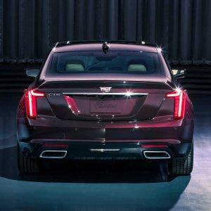 即将于纽约车展亮相轿车不死 2020 Cadillac CT5 豪华轿车发布