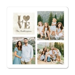 $0.28 ShippedShutterfly - 6X Photo Magnets (Various Styles)