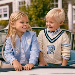 Ralph Lauren Childrenswear 童装热卖   $26.8收经典polo卫衣
