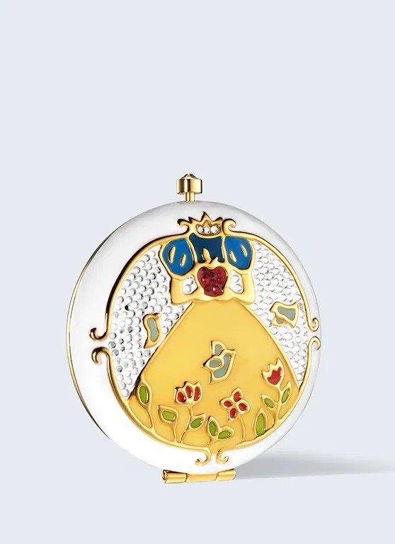 白雪公主粉饼盒 - Disney 迪士尼限定版