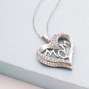 低至2.5折零售价+额外8折SuperJeweler 母亲节献礼 全场珠宝热卖