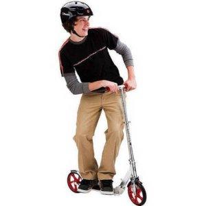 $64Razor A5 Lux 铝制滑板车,红色