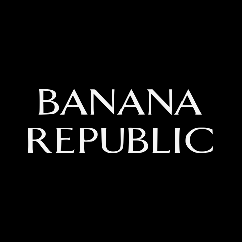 低至4.3折+折扣区额外4折Banana Republic 高品质服饰 丝缎上衣$16 链条耳坠$10