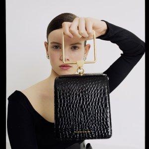 独家9折+部分低至6折独家:Marge Sherwood 风琴包热卖 $239起收网红小众包包