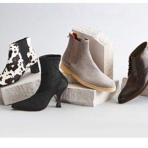满$150立减$50David Jones 冬季鞋靴上新热卖 暖暖的超贴心