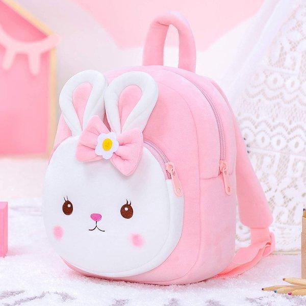 软萌儿童书包 兔兔图案
