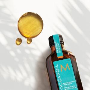 满额78折 £10收摩洛哥护发精油Moroccanoil 全线洗护产品补货 给你的秀发最好的呵护