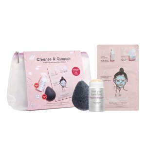 Cleanse & Quench 3 Piece Set