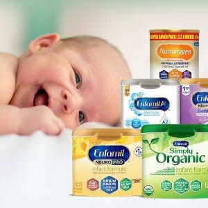 Enspire 幼儿营养奶粉,24 Oz x 4