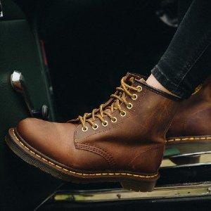 限40到手¥412史低价:Dr.Martens 1460 Crazyhorse 男士时装靴