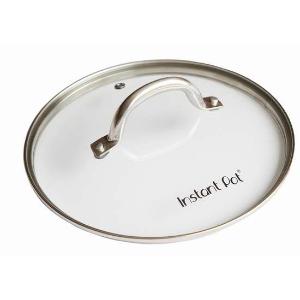 $13.34(原价$19.94)Instant Pot  通用款电压力锅玻璃锅盖 方便观察 适合5.7升