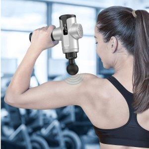 低至$99起 最高立减$30放松肌肉筋膜枪合集 放松神器 就算不运动也离不开的好物