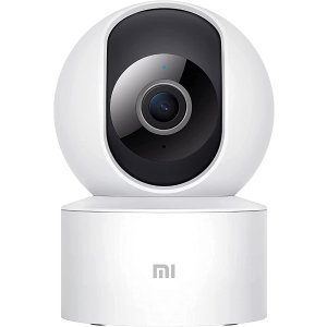 XiaomiMi 360° 1080p Home Security Camera Voice Control Night Vision Motion Detection Two-Way Audio, Works with Alex & Google