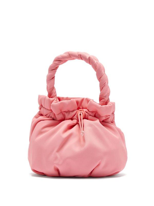 草莓色小包