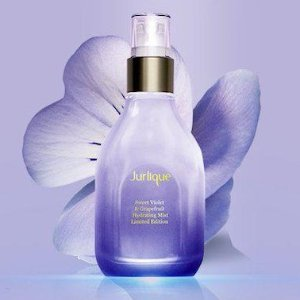 8折 收限量版紫罗兰保湿喷雾Jurlique 精选 超人气正价护肤品热卖