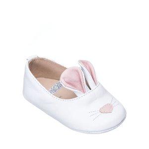 Elephantito婴儿小兔软底鞋